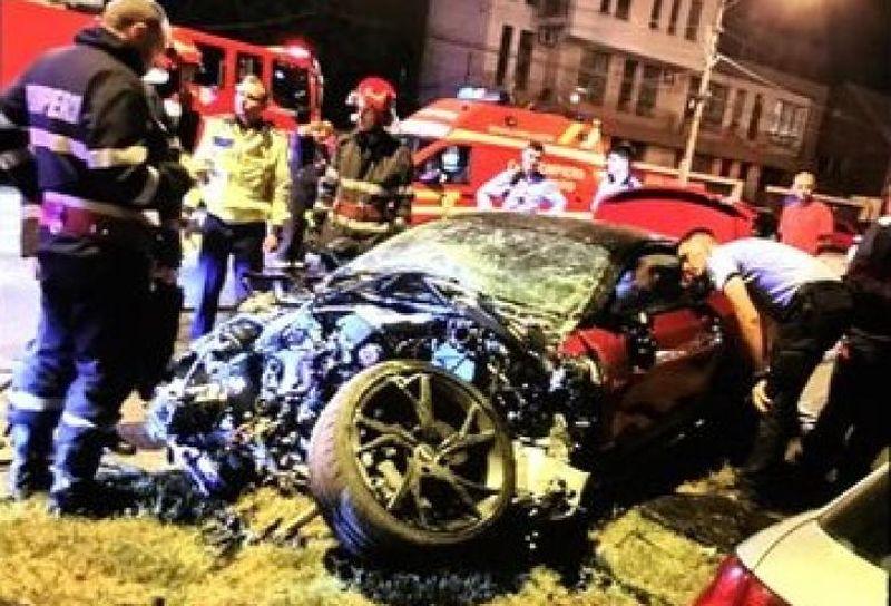 Mario Iorgulescu, transportat la o clinica in Italia, dupa accidentul in care a omorat un om