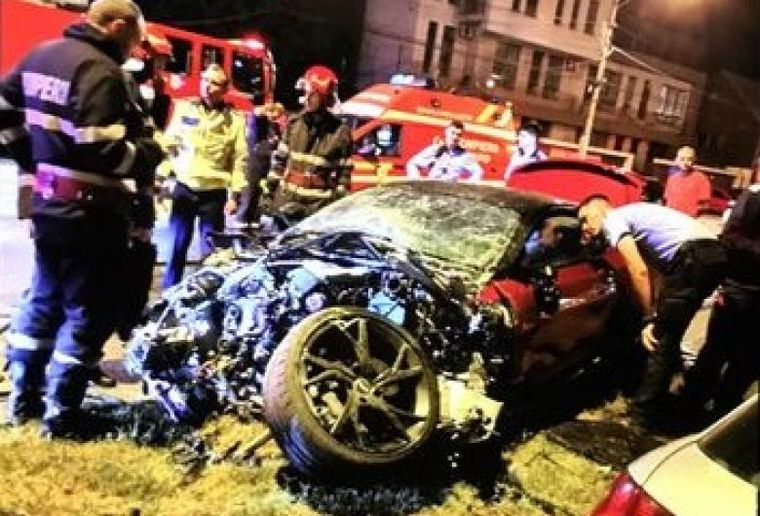 Mario Iorgulescu, transportat la o clinica in Italia, dupa accidentul in care a omorat un om