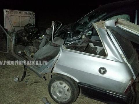 Accident cumplit pe DN2! Două persoane au murit, iar alte 3 sunt rănite!
