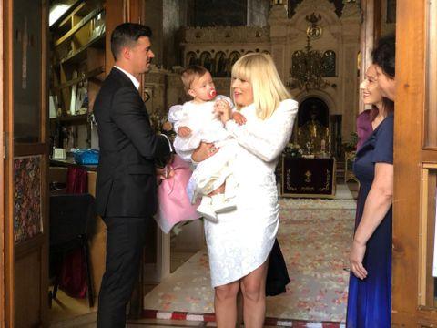 Ce s-a întâmplat în noaptea în care a avut loc petrecerea de botez a fetiței Elenei Udrea și a lui Adrian Alexandrov! Abia acum s-a aflat