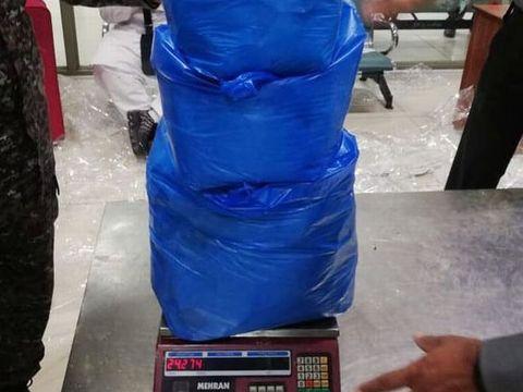 Cum a încercat un cuplu să trecă cu 25 de kg de droguri prin aeroport. Cei doi vor primi pedeapsa capitală