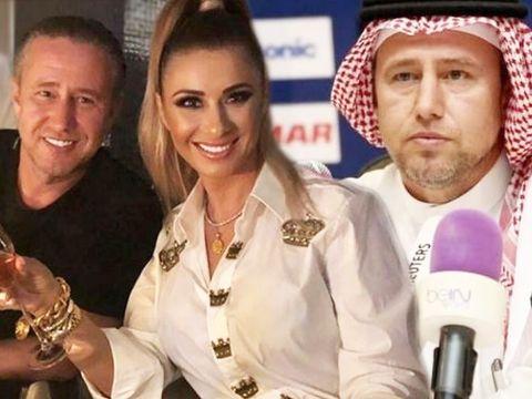 Anamaria Prodan i-a purtat noroc lui Laurenţiu Reghecampf în Dubai! Vezi ce s-a întâmplat după petrecerea organizată cu ocazia zilei de naştere a lui Reghe!