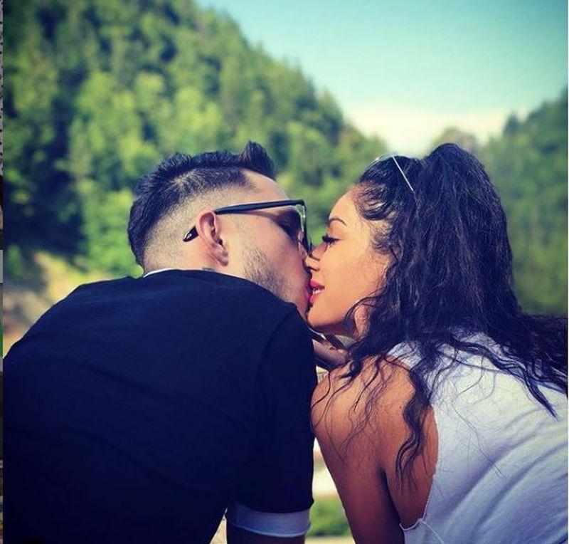 Alex Zănoaga, despre sarcina Siminei