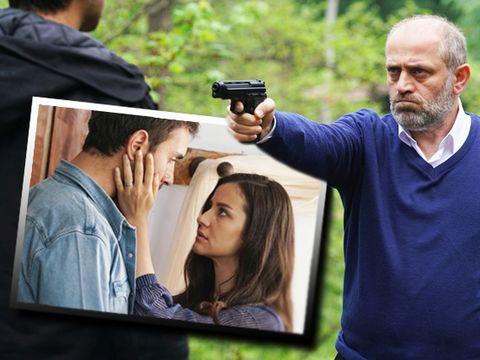"""Tahir, lăsat să moară, în episodul de azi din """"Lacrimi la Marea Neagră"""""""