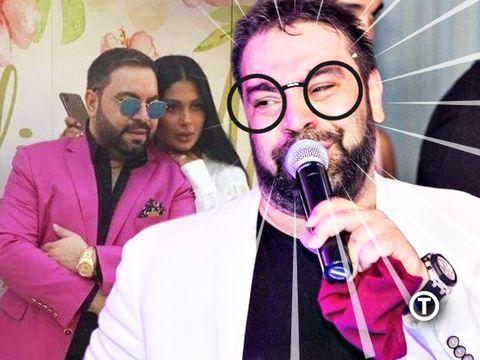 """Florin Salam, schimbare de look șocantă: și-a pus ochelari! Reacția fanilor: """"Domnul profesor"""""""