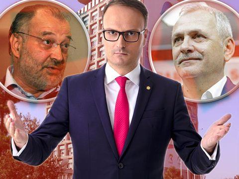 Alexandru Cumpănașu ar fi fost dorit de Liviu Dragnea la șefia TVR! În 2015, presa îl dădea pe unchiul Alexandrei ca succesor al lui Stelian Tănase