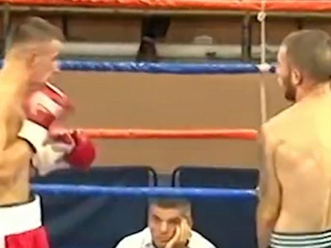 Doliu în sport! Boxerul Boris Stanchov a murit, după ce a intrat în ring cu aprobarea vărului său, Isus Velichkov