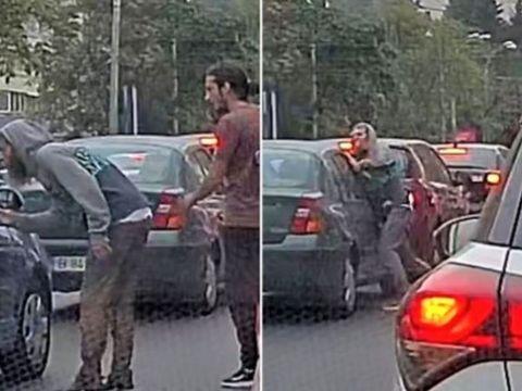 S-a aflat! Cine sunt agresorii din trafic care au fost filmați ieri în București