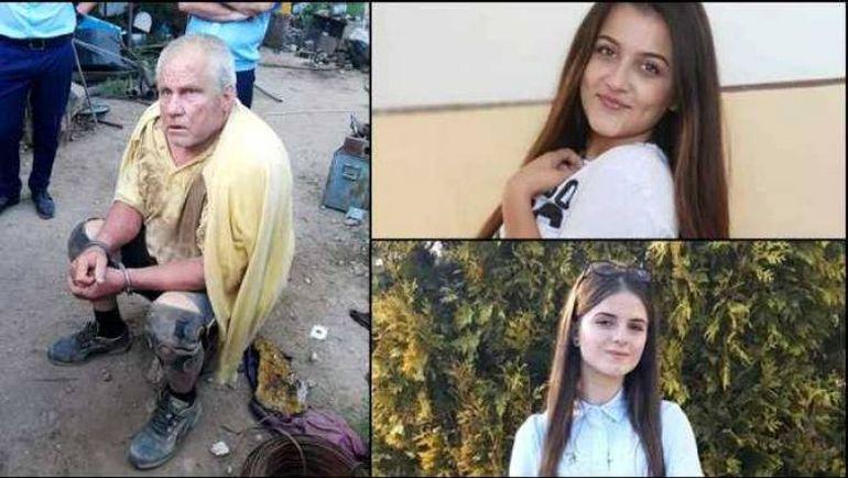 """Cuscrul lui Gheorghe Dincă spune că Alexandra Măceșanu și Luiza Melencu trăiesc: """"Fetele le-a luat ginerele meu, le-a expediat imediat"""""""