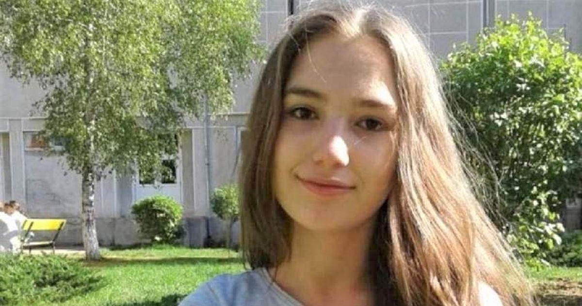 Roberta Gabriela, fata de 13 ani din Târgu Jiu, a fost
