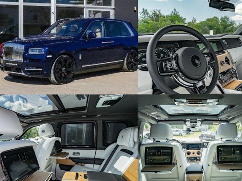 Cum arată și cât costă cea mai scumpă mașină scoasă la vânzare pe Internet, în România! Automobilul pe care nici milionarii de la noi nu și-l permit