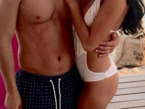 Valentin Gane, fostul iubit al Cruduței, mai romantic ca niciodată cu iubita actuală FOTO