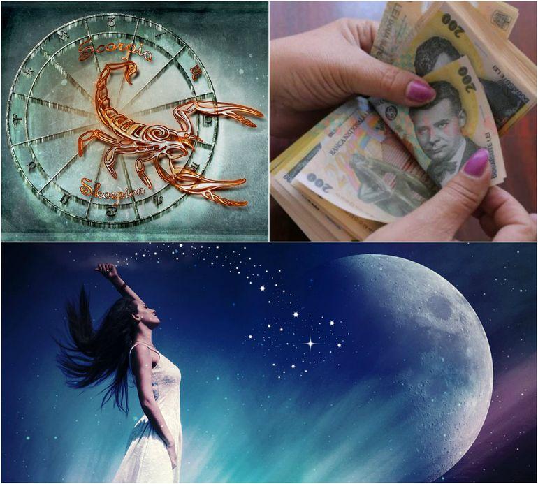 Zodiile care întorc banii cu lopata în luna octombrie