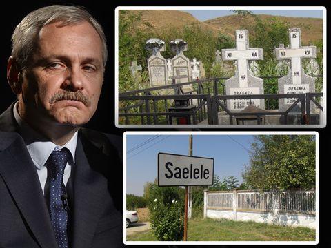 Așa arată mormintele părinților lui Liviu Dragnea! Când au murit Dumitru și Stanca FOTO EXCLUSIV