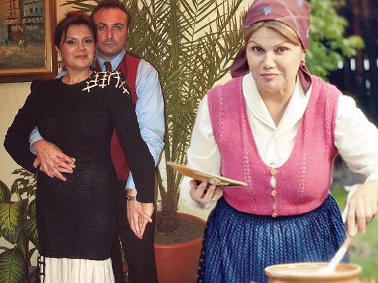 """""""Coana Chiva"""" e distrusă după moartea soţului răpus de cancer: """"Iertaţi-mă, dar simt ca înnebunesc"""""""