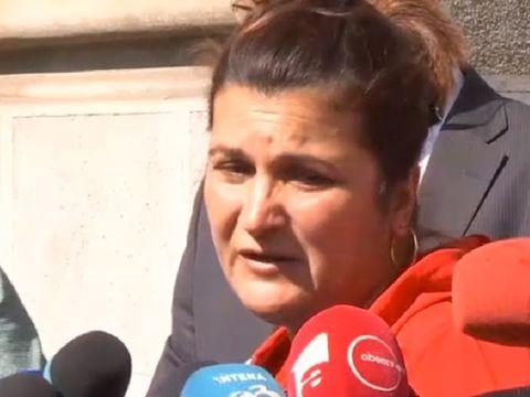 """Mama Luizei, în lacrimi după ce a dat probele ADN: """"Am fost umiliți!"""""""