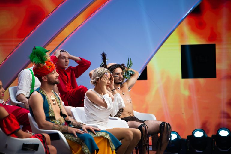 """Monica a fost eliminata din competitia """"Imi place dansul"""". In editia de aseara, Emil Rengle a facut un anunt surprinzator"""
