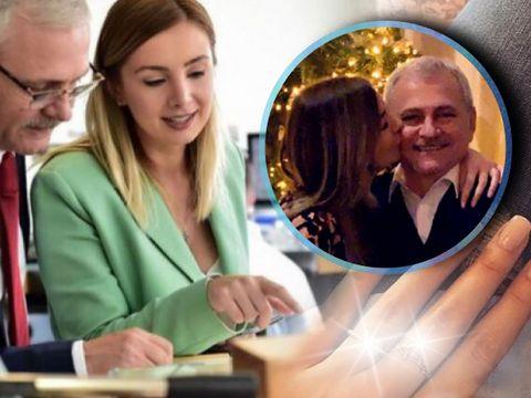 Irina Tănase a mai primit un inel de suflet, pe lângă cel cu diamante de la Liviu Dragnea! Vezi ce semnificaţie are bijuteria pe care o poartă iubita lui Dragnea!