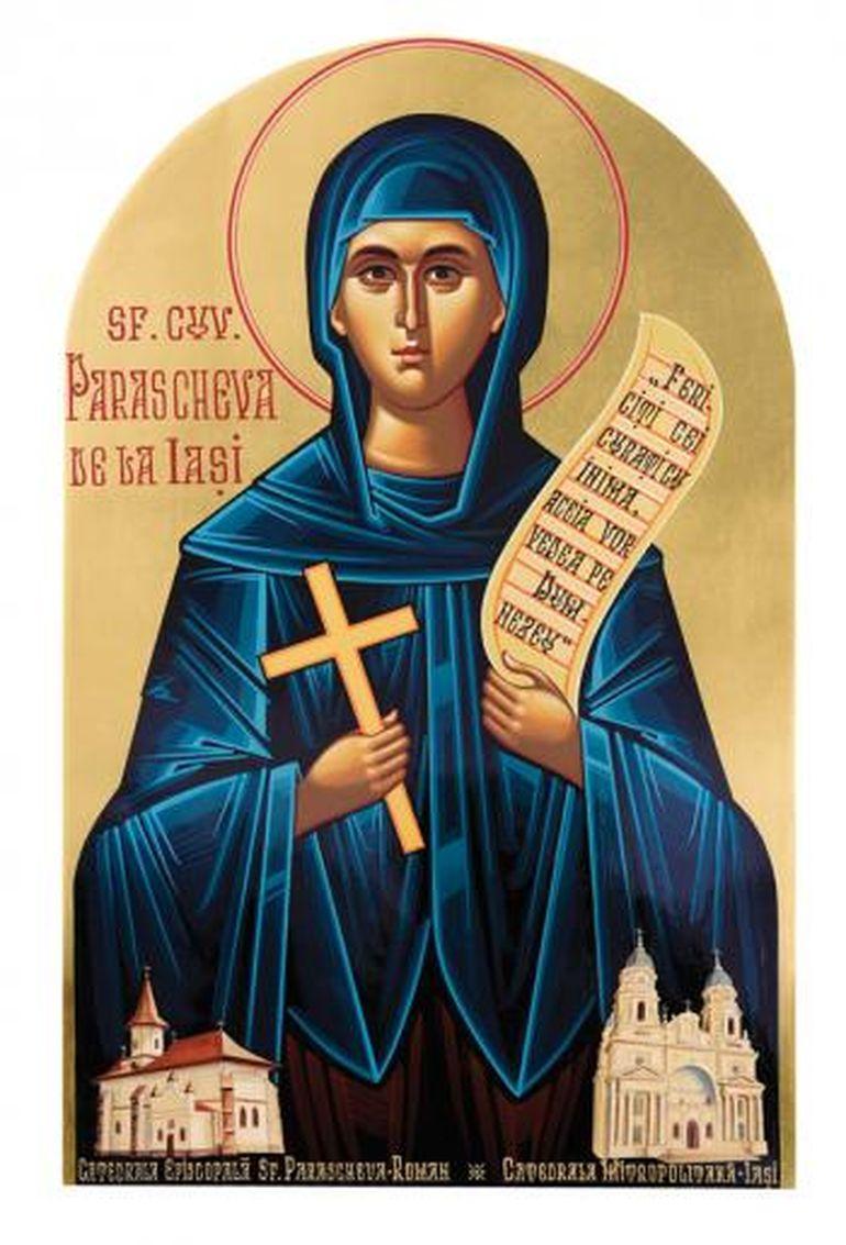Calendar ortodox octombrie 2019. Când pică Sfânta Parascheva și programul hramului