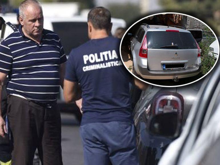 ȘOC! Mașina indicată de Alexandra la 112 nu era a lui Dincă! Toată ancheta este dată, acum, peste cap