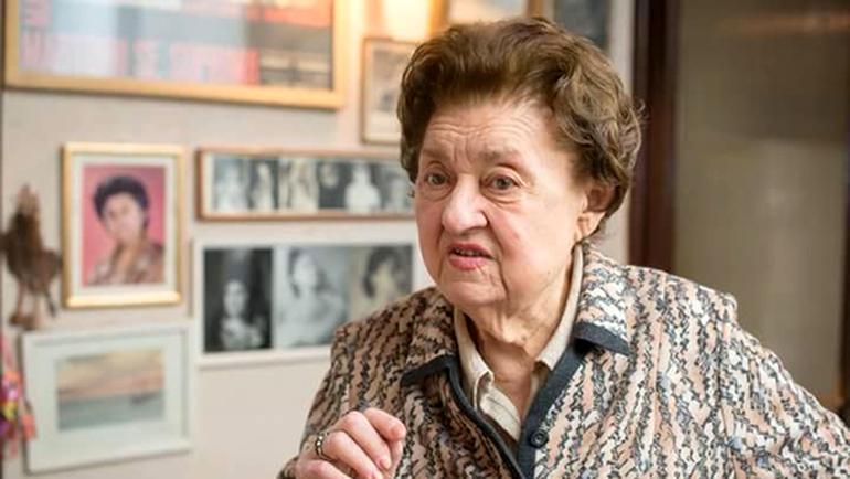 Actrița Tamara Buciuceanu-Botez a ajuns de urgență la spital