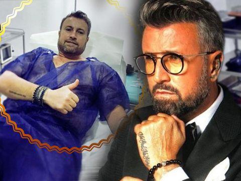 """Cătălin Botezatu se recuperează, după ce a suferit o operație grea! Vedeta are dureri mari: """"Am interzis vizita prietenilor lui Cătălin în spital"""""""