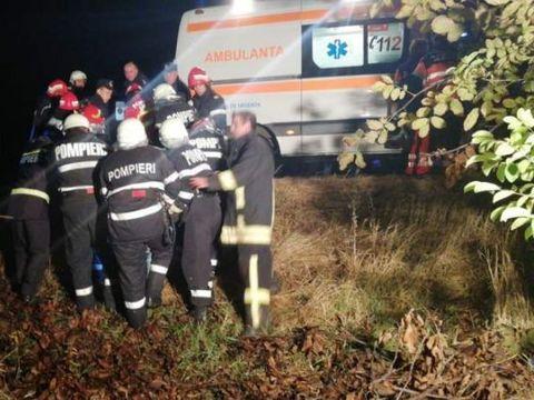 """Mărturiile cutremurătoare ale soțului uneia dintre victimele accidentului din Ialomița: """"Când am ajuns acolo era un maldăr de fiare unul peste altul"""""""