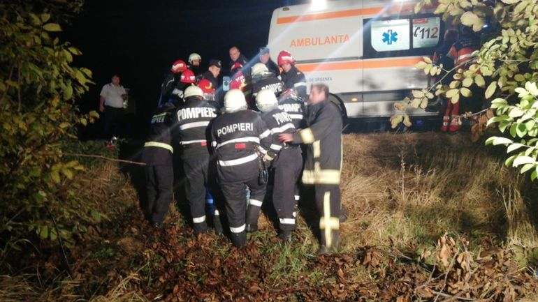S-a aflat cine este șoferul care a provocat carnagiul din Ialomița în care 10 oameni au murit