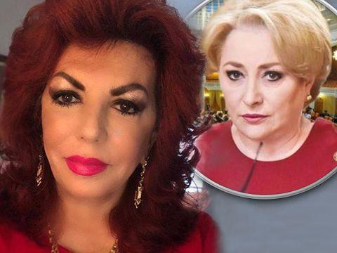 """Premierul Viorica Dăncilă, avertizată clar de Carmen Harra: """"Este pe muchie de cuțit"""""""