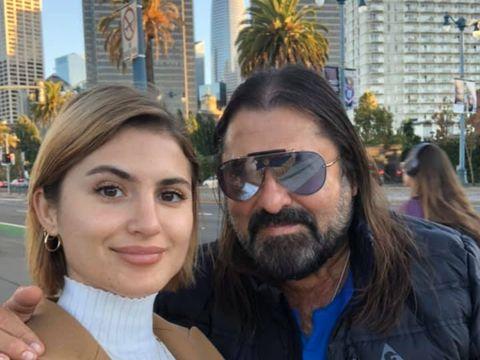 Gheorghe Gheorghiu i-a cumpărat un apartament de fiţe fetei sale! Cântăreţul îl închiriază pentru că Andra locuieşte în America!