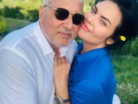 """Ioana Simion a confirmat separarea de Ilie Năstase: """"Nu vreau să ştie nimeni"""""""