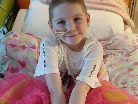 Cumplit! O fetiță de 8 ani și-a planificat propria înmormântare! Ce au făcut medicii este de neînchipuit