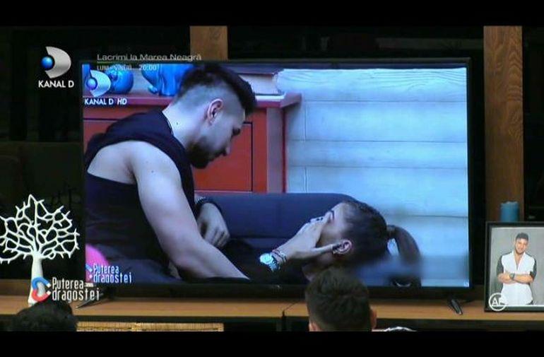 Jador a cerut material cu Simina la Puterea Dragostei! Bogdan Mocanu a retrăit momente din sezonul I, când avea o relație cu Roxana!