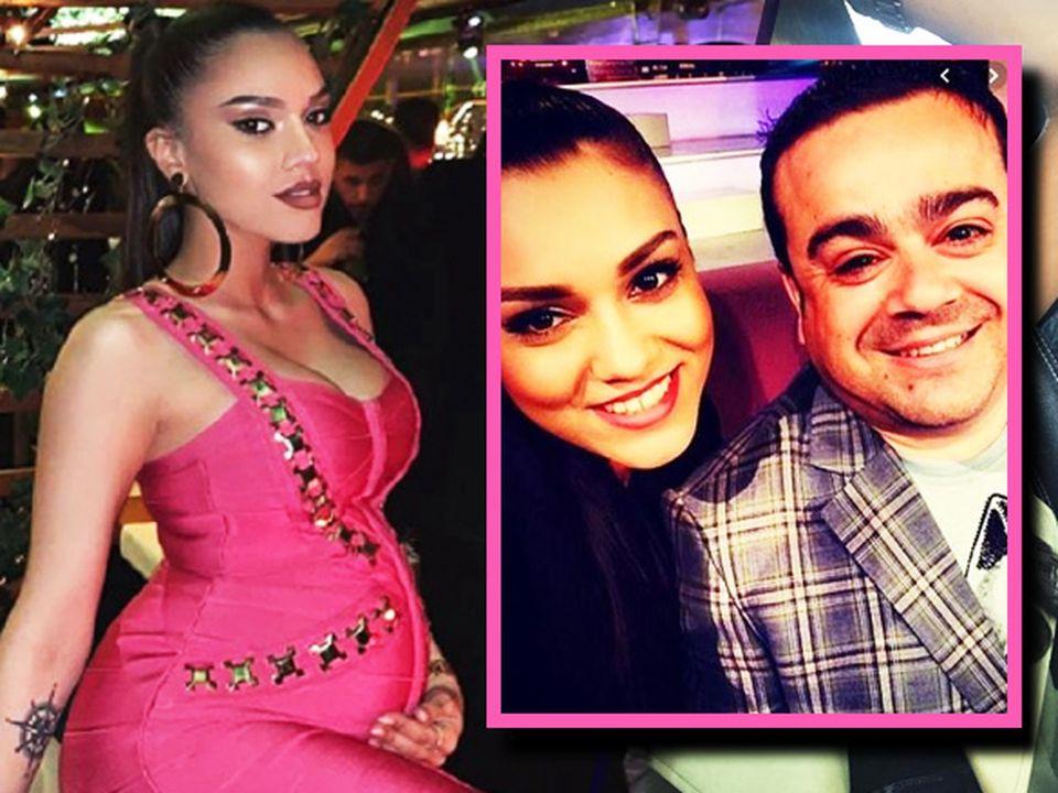 Cat de bine poate să arate fiica lui Adrian Minune, la două luni după naștere! E mai slabă decât înainte să rămână însărcinată