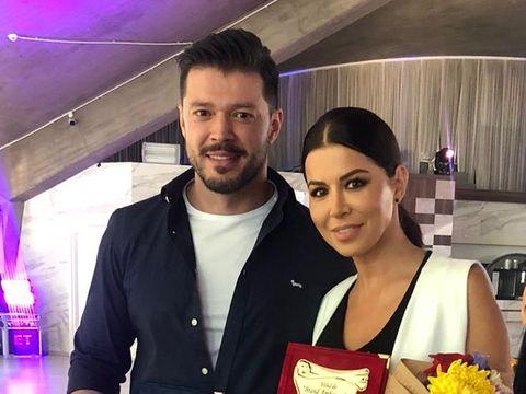 """Simona Patruleasa si Victor Slav au fost desemnati Brand Ambassador pentru """"Asociatia de Sprijin a Copiilor cu Handicap Fizic-Romania (ASCHF-R)"""""""