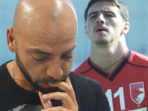 Giani Kiriţă a făcut un gest emoţionant în memoria colegului decedat acum 19 ani! Vezi cum l-a omagiat pe Cătălin Hîldan!