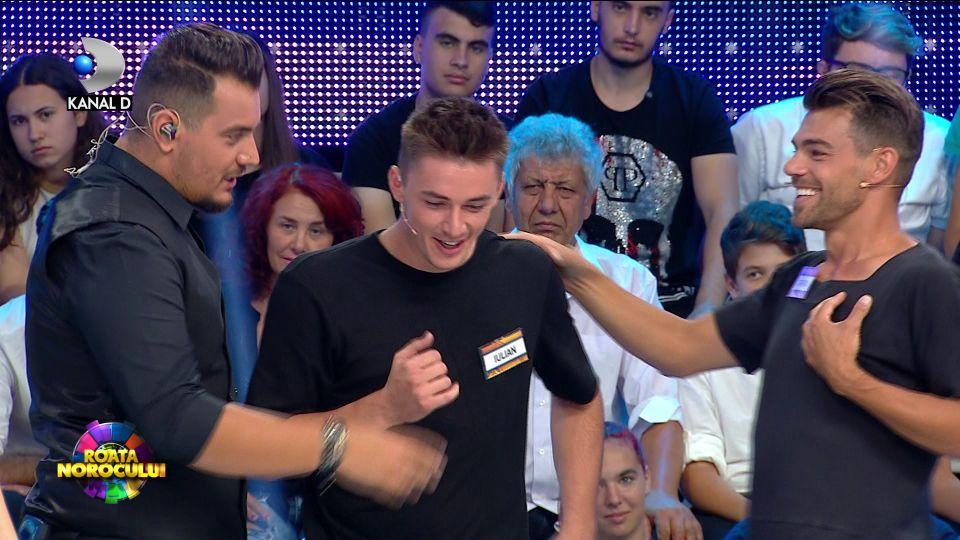 """Iulian si Ciprian de la """"Exatlon"""" vin sa ia premii """"beton"""", la """"Roata Norocului"""", în aceasta seara, de la ora 20:00, la Kanal D"""