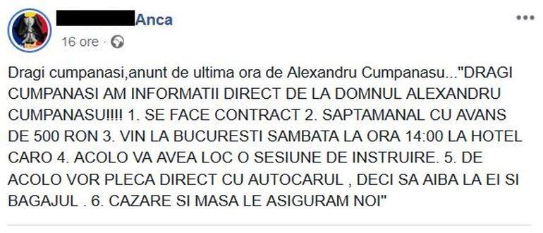 """Cine sunt """"cumpănașii"""" și de ce vin azi la București? Se vehiculează sume uriașe de bani în numele lui Alexandru Cumpănașu!"""