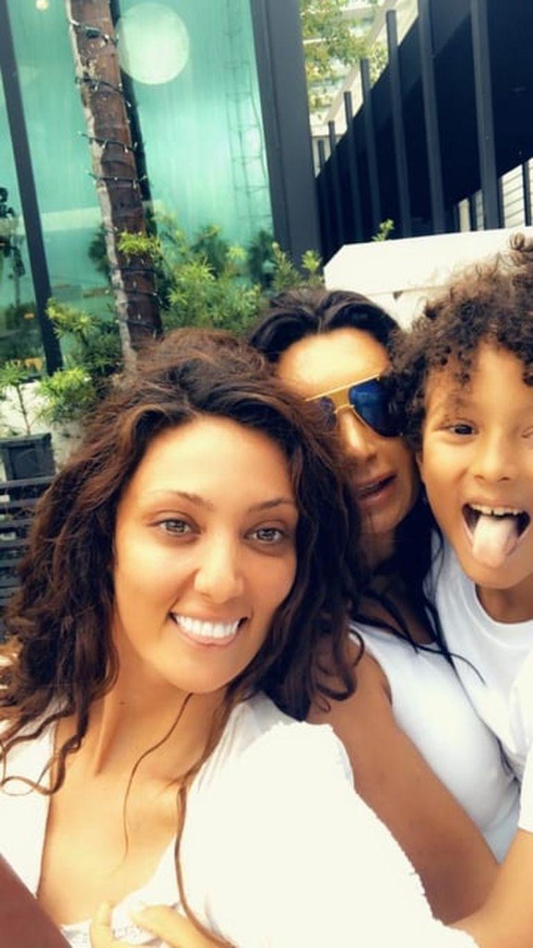 Cream a făcut senzație în America! Imagini fabuloase din vacanță cu fiul ei și sora ei la plajă și în cele mai frumoase locuri din Miami, New York sau Orlando
