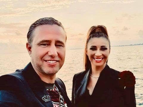 Cum a apărut Anamaria Prodan la nunta fiicei lui Gigi Becali!