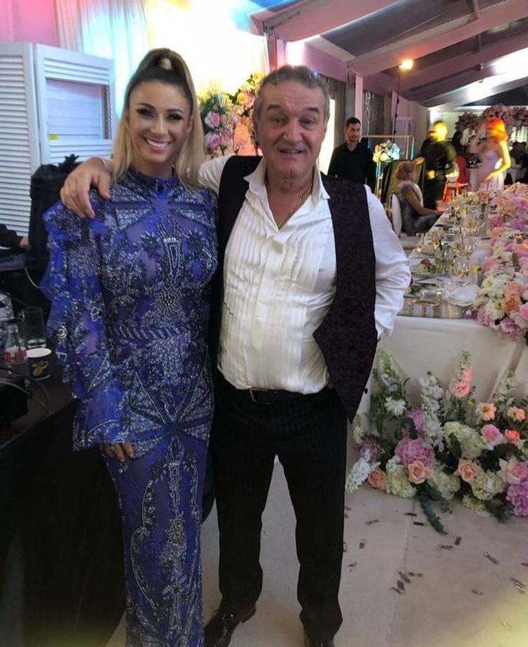 ULUITOR! La nunta fiicei lui Becali s-ar fi strâns peste un milion de euro!!! De la ce sumă a început darul EXCLUSIV