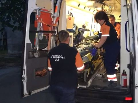 Tragedie la Caracal! Un polițist s-a împușcat în cap în casa socrilor săi