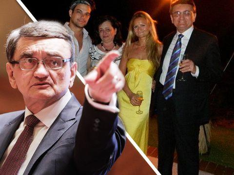 """Prima reacție a soției lui Victor Ciorbea, după ce amnistia fiscală a șters 70% din datoria familiei! """"Nu te mai stresa degeaba..."""""""