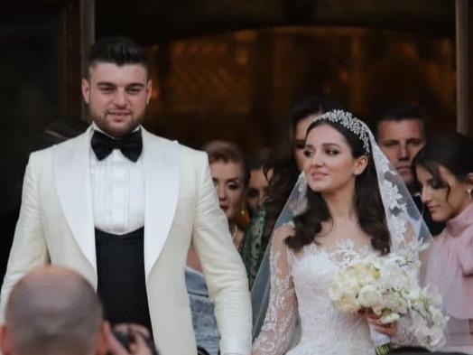 Suma uriașă pe care au strâns-o Teodora Becali și sotul ei la nuntă!