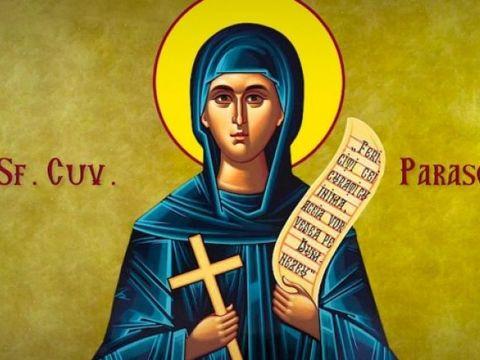 Sărbătoare 14 octombrie – Sfânta Parascheva. Ce nu este bine să faci