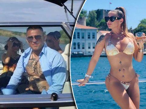 Prodanca și Corduneanu, întâlnire-șoc! Cum s-a pozat sexy-impresara cu cel mai temut om din Moldova!