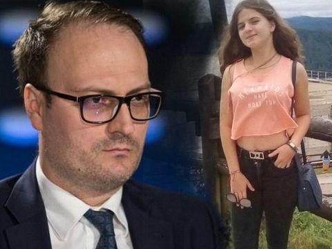 """Alexandru Cumpănașu: """"Voi bulversa viața politică din Italia s-o găsesc pe Alexandra""""! Prezidențiabilul a vorbit despre nepoata lui la lansarea candidaturii"""