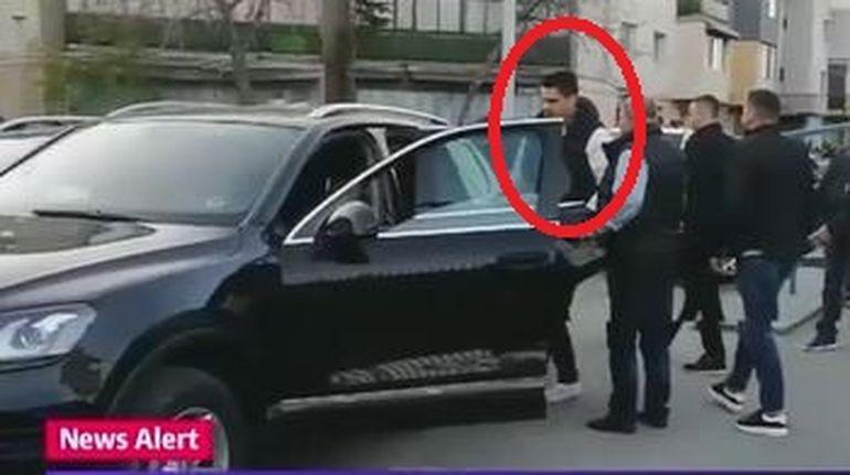 """Fiul lui Liviu Dragnea, scandal uriaș cu poliția! A acuzat un agent că i-a """"înscenat"""" o infracțiune"""