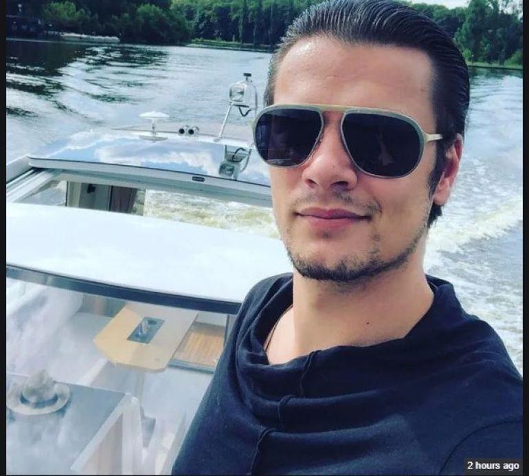 Lovitura care a zguduit familia lui Gino Iorgulescu! Nepotul lui poliţist a fost reţinut pentru o mită de 300 de lei şi un cartuş de ţigări! DEZVĂLUIRI