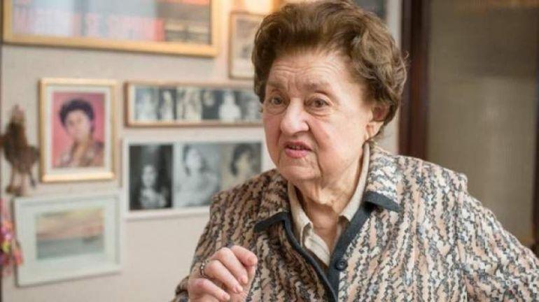 Câţi bani câştiga Tamara Buciuceanu! Marea actriţă încasa de 15 ani indemnizaţie de merit!
